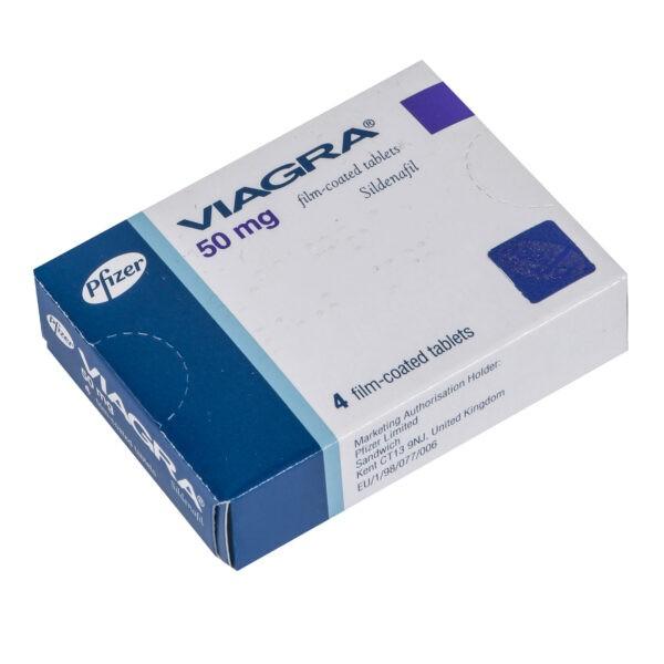 Viagra leaflet