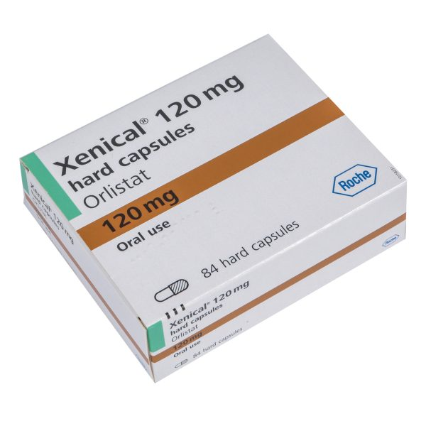 orlistat 120mg / xenical