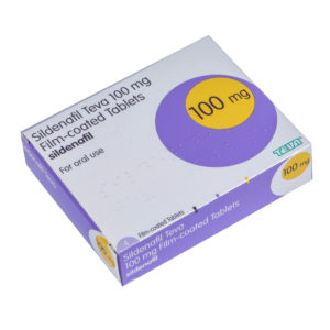 100mg Sildenafil tablets